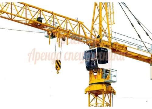 Башенный кран Строительный кран аренда РДК 250-2